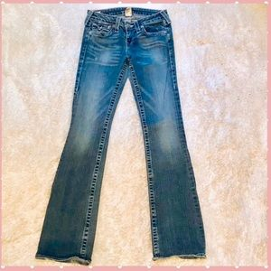 True Religion Becky Jeans 27 awesome